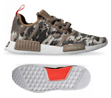 New adidas NMD R1 Mens sneaker camo cargo brown sizes 10-12