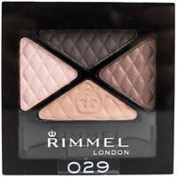Rimmel Glam'Eyes Quad Eye Shadow  #029 AFTERNOON TEA New- Fast Ship- PG-26415027