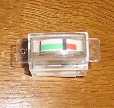 Einbauinstrument 200 uA  ( analog, Zeigerinstrument, VU-Meter, S-Meter... )