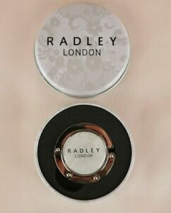Radley Handbag Hanger Handbag Hook New In Tin
