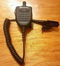 Motorola XTS5000 XTS3000 MT2000 VHF UHF Commander II Speaker Mic RMN5089BSP01