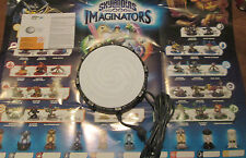 SKYLANDERS IMAGINATORS STANDALONE PORTAL FOR Wii U PS3 PS4 + POSTER NEVER USED