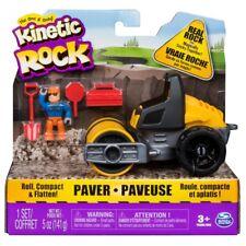 Kinetic Sand Rock Paver véhicule Figurines & Kinetic Rock Construction