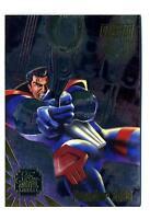 Fleer 1995 Flair '95 Marvel Annual DuoBlast Chase Card #2 Punisher 2099 Vendetta