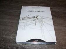 Coldplay - Live 2003 Sydney * RARE DVD + CD ENHANCED SET DTS * region 0 PAL