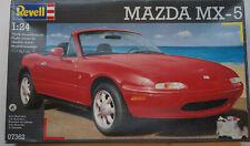 Revell, Modellbausatz, 1:24, Mazda MX-5, Slot Car, 07362
