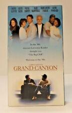 Grand Canyon VHS (1992) Fox Video Danny Glover Steve Martin Alfre Woodard 1991