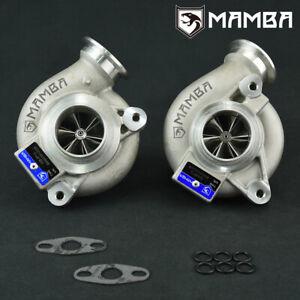 RHD MAMBA 9-6 Heavy Duty Turbo Supercore / BMW N54 TD03-14T (+35% Air Flow)