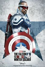 New listing Marvel Studios' The Falcon and the Winter Soldier Movie Poster