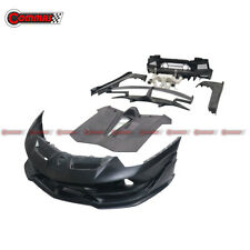 CF+FRP Full Set Car SVJ  BODY KITS Exterior Parts for Aventador LP700 7pcs/set