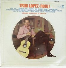 "TRINI LOPEZ "" NOW ! "" 1968 LP Vinyl Record Reprise R 6255 Mono"