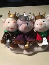 """'WE THREE KINGS"""" ANIMATED MICE"""" MADE BY GEMMY  2006 RARE"""