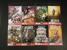 Marvel Comics Cable and X-force 10 11 12 13 14 15 16 17 18 NM FREE SHIPPING