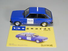 Vanguards 1:43 Talbot Sunbeam Metropolitan Police VA11301 Diecast model car
