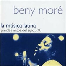 New: BENY MORE - La Musica Latina: Grandes Mitos Del Siglo XX CD