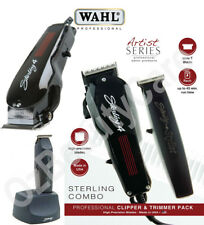Wahl Combo Sterling 4 & Stylist T Professional Hair Clipper/Trimmer