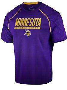 Minnesota Vikings NFL Men's Defender Mission Shirt Size Medium - NWT