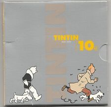 Coffret BE 10 EurosTINTIN Belgique 2004