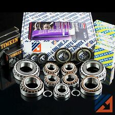 Opel Corsa 1.3 D CDTi M20 gearbox oem parts repair kit, 9 bearings 4 seals