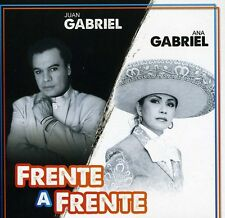Juan Gabriel, Juan Gabriel & Ana Gabriel - Frente a Frente [New CD]