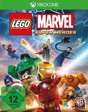Lego Marvel Super Heroes Xbox One Xb-one Neu OVP
