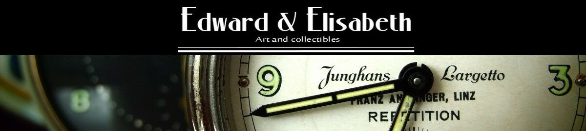 Edward and Elisabeth Collectibles