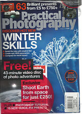 PRACTICAL PHOTOGRAPHY   JANUARY, 2016 ( DISCOVER HOT NEW WINTER SKILLS )