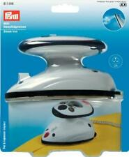 Prym Steam Iron Mini With UK Plug for Hobby Quilting and Travel 611916