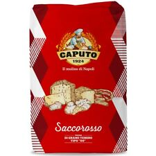 """10 kg Farina Caputo Rossa """"00"""" Cuoco Pizza pizzaioli dolci frumento farine"""