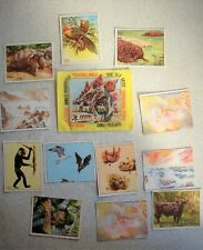 PANINI PREHISTORIC ANIMALS Stickers