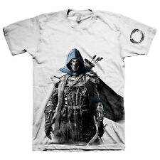 GE1200XXL THE ELDER SCROLLS ONLINE Tibesman of the Bretons XX Large T-Shirt Grey