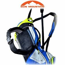 SUN Mountain 2017 Zero-g Cinghia Regolabile Borsa da golf senza sforzo imbottito Carry