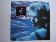 1241 Kim Wilde - Love Blonde, the best of CD album