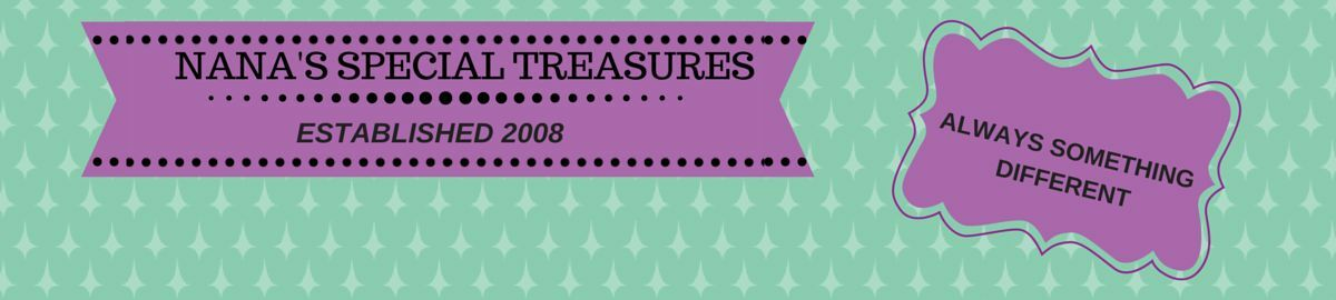 Nana's Special Treasures