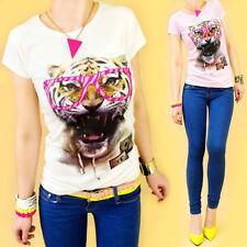 Tiger Damen-T-Shirts in Größe XL