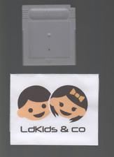 Jeu NINTENDO GAME BOY COLOR - POKEMON Version ARGENT Pile OK  JEU en LOOSE