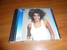 Whitney by Whitney Houston (CD, Jun-1987, Arista) Used