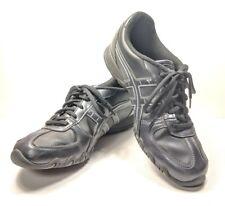 Skechers Women's Size 7.5m Bikers Sneakers Black (tu23)