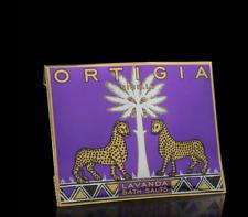 Luxury Sicilian Brand Ortigia Lavanda (Lavender) Bath Salts 75g Single Sachet