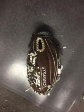 "Louisville Slugger FGXPBN5 Xeno Pro Brown Fielding Glove, 121/4"", Right Hand"