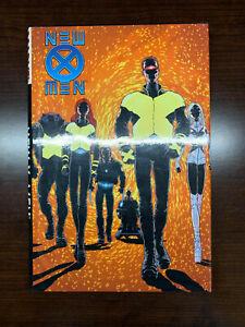 New X-men Oversized HC Vol 1-2 - Wolverine Morrison Quitely