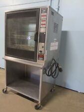 """""""Henny Penny - Scr 8.02"""" H.D. Commercial (Nsf) 208V/3Ph Electric Rotisserie Oven"""