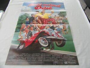 altes Kinoplakat Filmposter A1 MACH`S NOCHMAL DAD mit Rodney Dangerfield