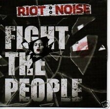 (670S) Riot Noise, Fight The People - DJ CD