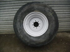 Tractor Floatation tyre and wheel 550/60-22.5