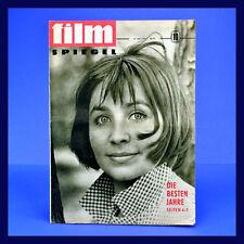 DDR ▶ Filmspiegel 10/1965 Helga Labudda Gunter Schoß