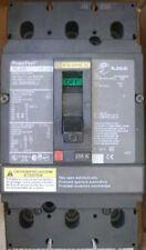 NEW Square D JGL36000S25LU Molded Case Switch 3 Pole 250 Amp 600 VAC