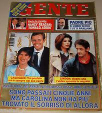 GENTE=1995/41=CAROLINE DE MONACO=BABY MOANA POZZI=COSTANTINO ROCCA=AMANDA LEAR=