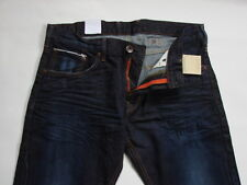 JEANS EDWIN SEN SELVAGE SKINNY ( red selvage- japan - dark used ) TAILLE W31 L34