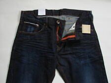 JEANS EDWIN SEN SELVAGE SKINNY ( red selvage- japan - dark used ) TAILLE W29 L34